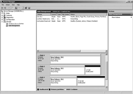 how to create shadow copy in windows server 2008 r2