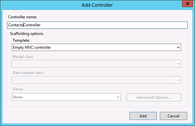 By creating a new controller, you can add custom page-level functionality to a remote web.
